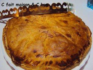 La galette des rois 2012 dans dessert galette-rois-003-300x225